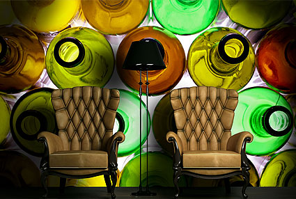 Revêtement mural d'intérieur Alyos