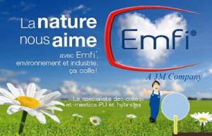 EMFI fabricant de colle et de mastic