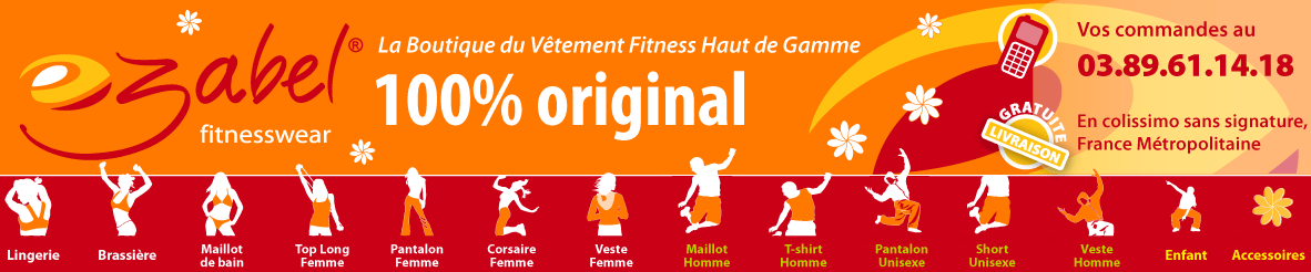 Boutique de fitness, eZabel