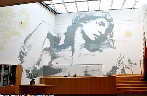 Mur artistique