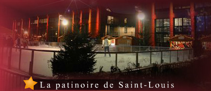 Patinoire Saint-Louis