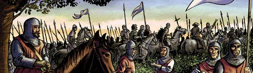 Bande dessinée : La Bataille de Hausbergen