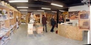 boutique d'apiculture