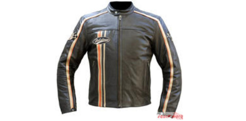 Blouson moto cuir equipmoto