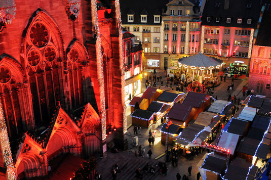 Marche noel mulhouse