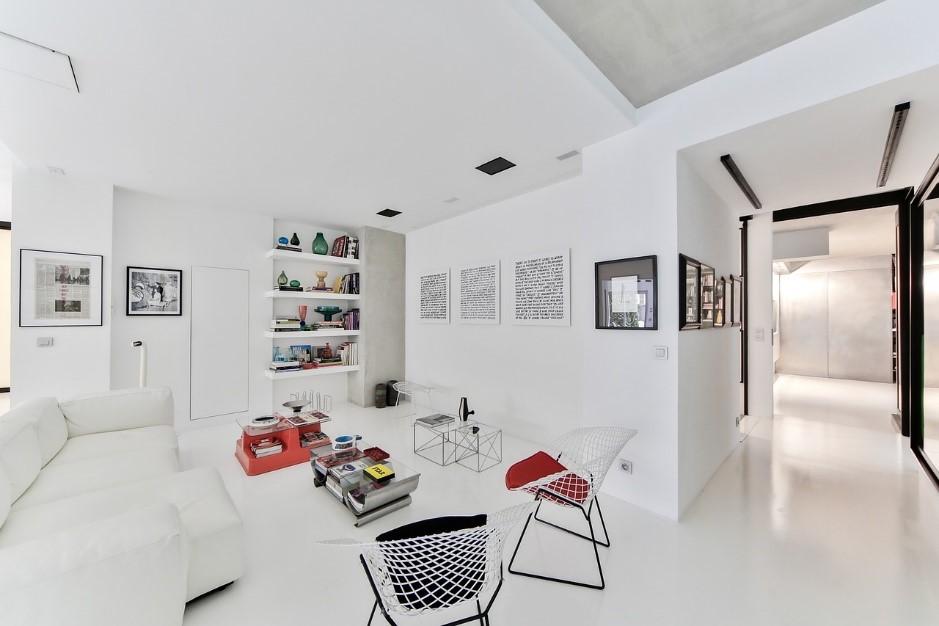 appartement en loft